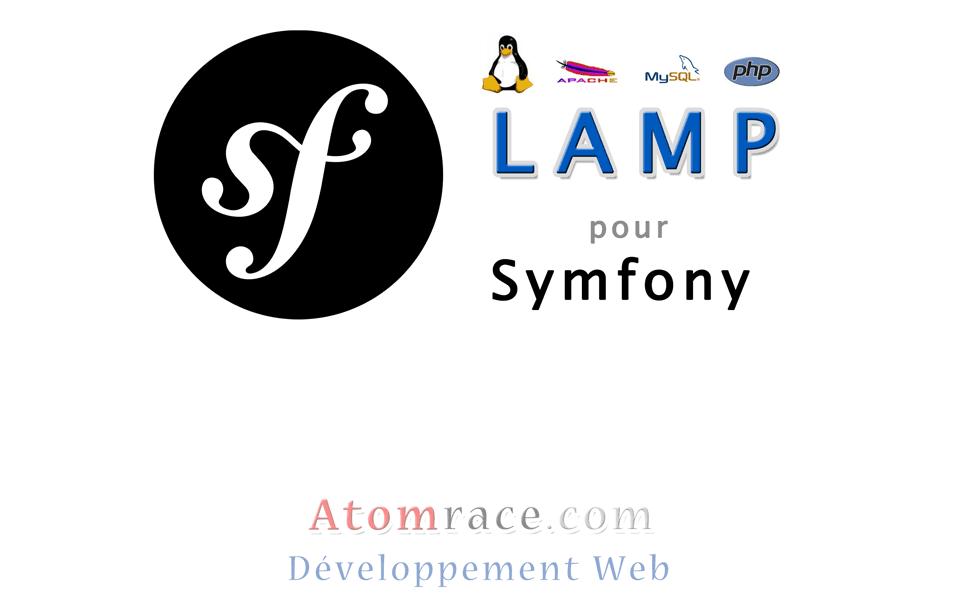 LAMP pour Symfony