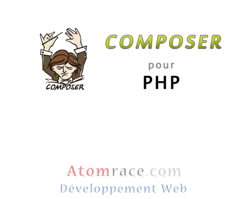 Installer composer pour PHP et Synfony