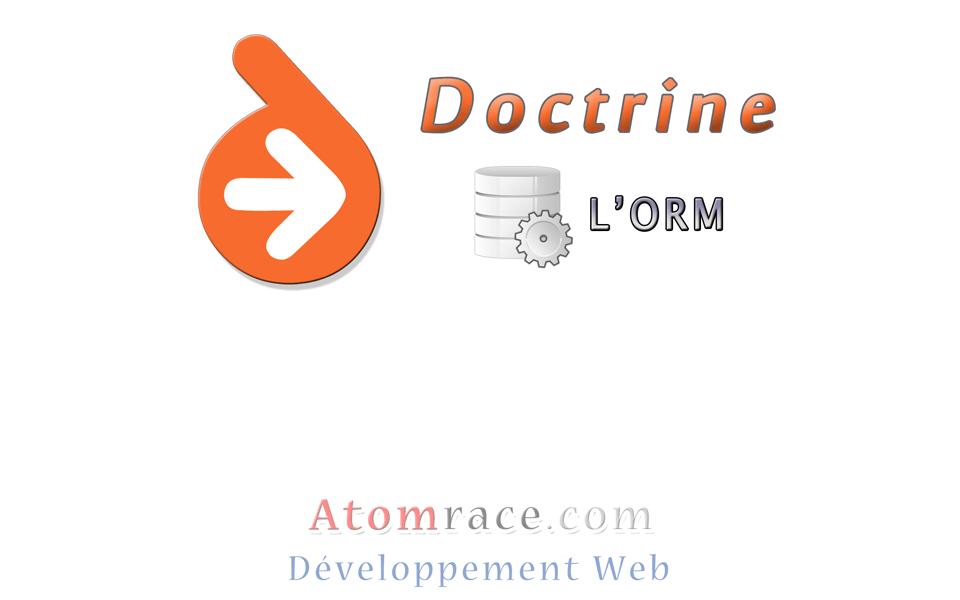 Configurer l'ORM Doctrine pour Symfony