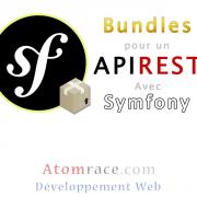 Bundle pour un API REST avec Symfony