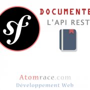 Documenter l'API REST Symfony avec Nelmio API Doc Bundle