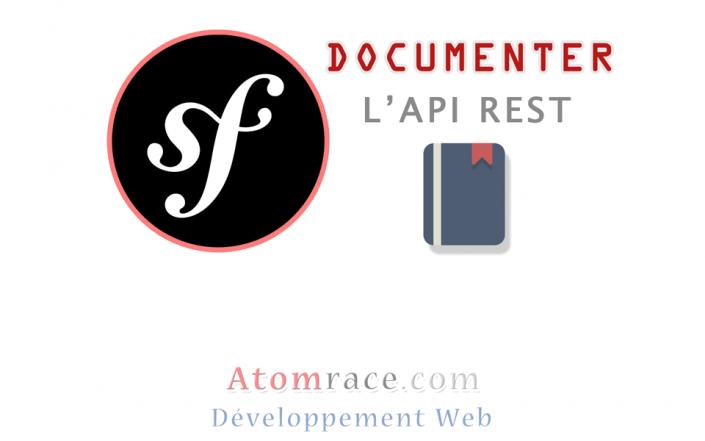 Documenter l'API REST Symfony avec Nelmio API Doc Bundle