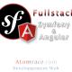développement web fullstack client et serveur avec un API REST