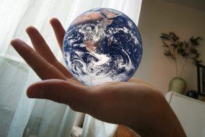 Avenir de la planète entre nos mains