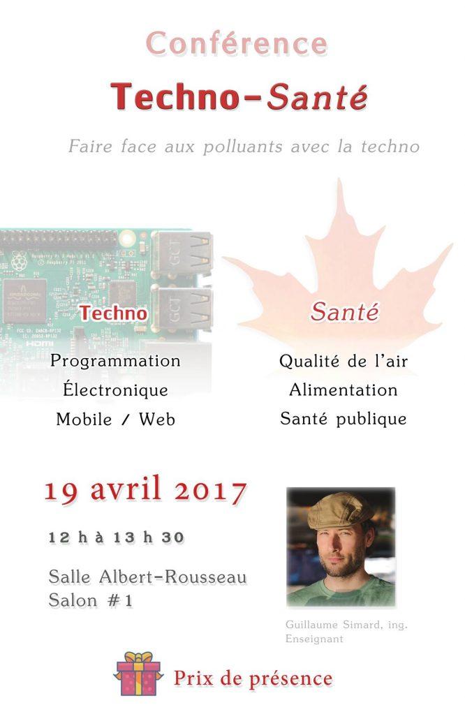 Conférence Techno-Santé