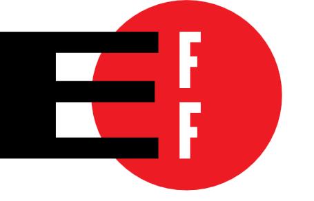 Logo de l'EFF (Electronic Frontier Foundation)