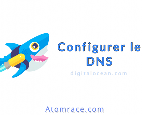 DNS sur Digital Ocean