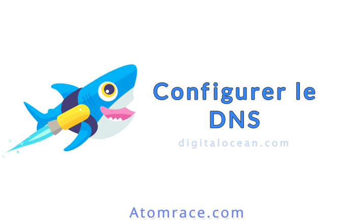 DNS sur Digital Ocean