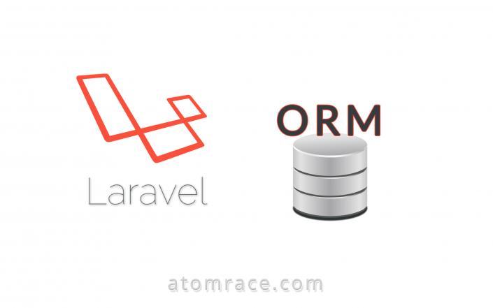 ORM Eloquent avec Laravel 5.5