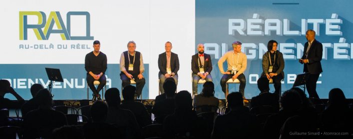 Panel des experts en Réalité augmentée et réalité virtuelle
