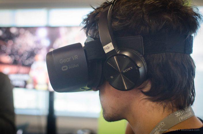 Lunette VR de Sony