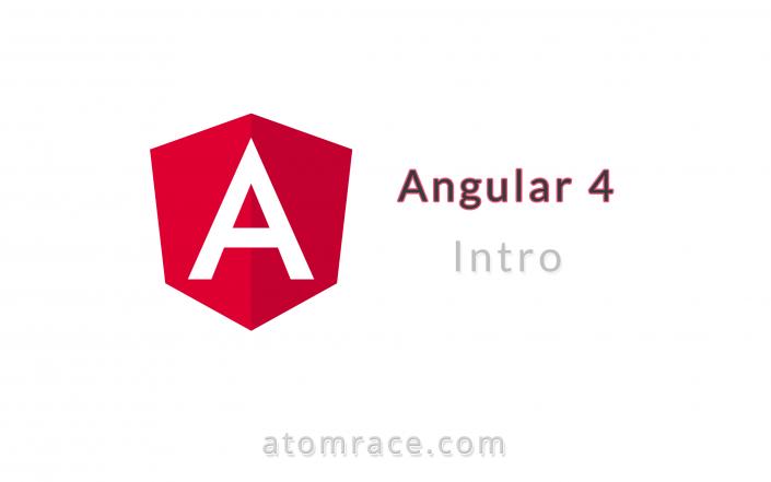 Angular4 une introduction : component service template controleur API REST