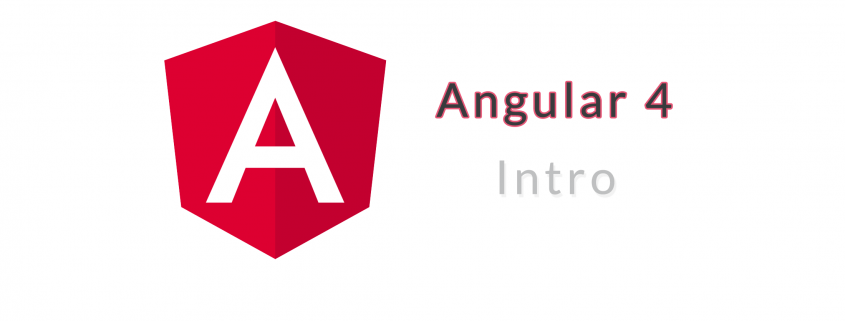Angular4 une introduction : component service template controleur API REST