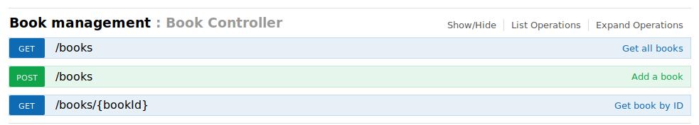 Développer une API REST avec Spring Boot - Atomrace