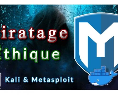 Présentation de Metasploit pour le Piratage Éthique